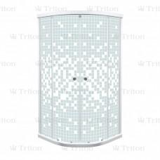 Душевое Ограждение Тритон Мозаика  100 х 100