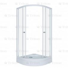 Душевой Уголок Тритон Ультра А 90 х 90 Прозрачное