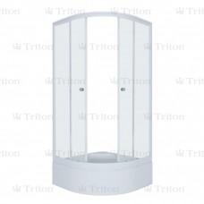 Душевой Уголок Тритон Ультра В 90 х 90 Прозрачное