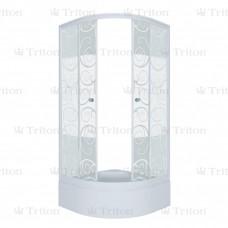 Душевой уголок Тритон Узоры В 90 х 90