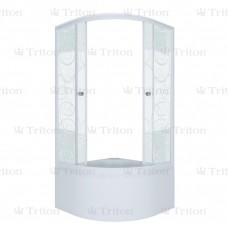 Душевой Уголок Тритон Узоры Б 90 х 90