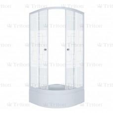 Душевой уголок Тритон Квадраты В 100 х 100