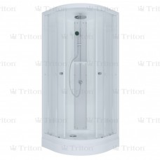 Душевая кабина Тритон Гидрус 3 (Стандарт) 90 х 90 Белая