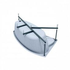 Каркас стальной для асимметричных ванн Alex Baitler Orta 150/170
