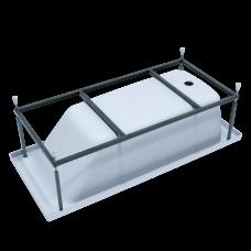 Каркас стальной для прямоугольных ванн Alex Baitler 180