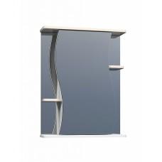 Шкаф зеркальный Alessandro 3 - 550 бежевый