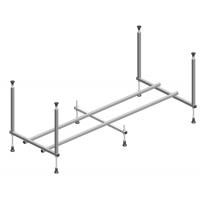 Каркас стальной для асимметричных ванн Alex Baitler 170