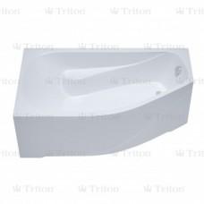 Акриловая ванна Тритон Скарлет 167 ( ПРАВАЯ R )